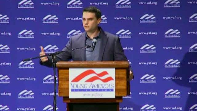 University accused of exiling Ben Shapiro speech