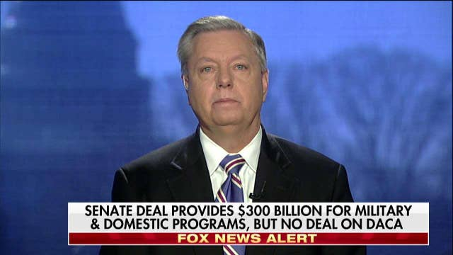 """Graham: FBI conduct with Steele dossier was """"chilling."""""""
