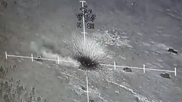 US-led forces kill 100 pro-Assad fighters