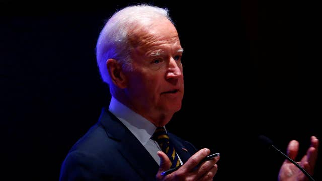 Will Biden's attacks backfire with Dems who voted for Trump?