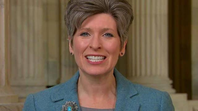 Sen. Ernst on the need to end reckless government spending