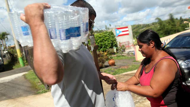 FEMA under fire over questionable Puerto Rico contracts
