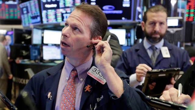 Why the Wall Street plunge is persisting