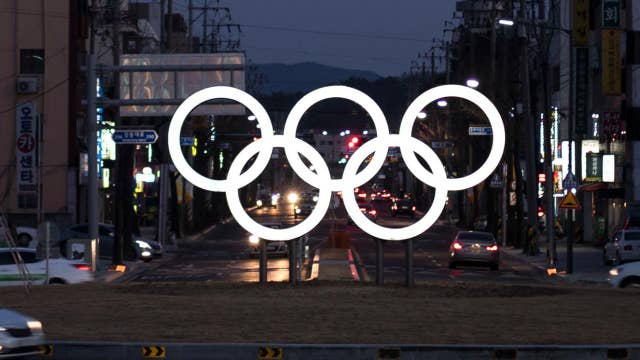 Olympics start in a tense political climate