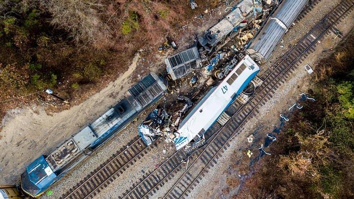 Numerous crashes spotlight need for Amtrak safety upgrades