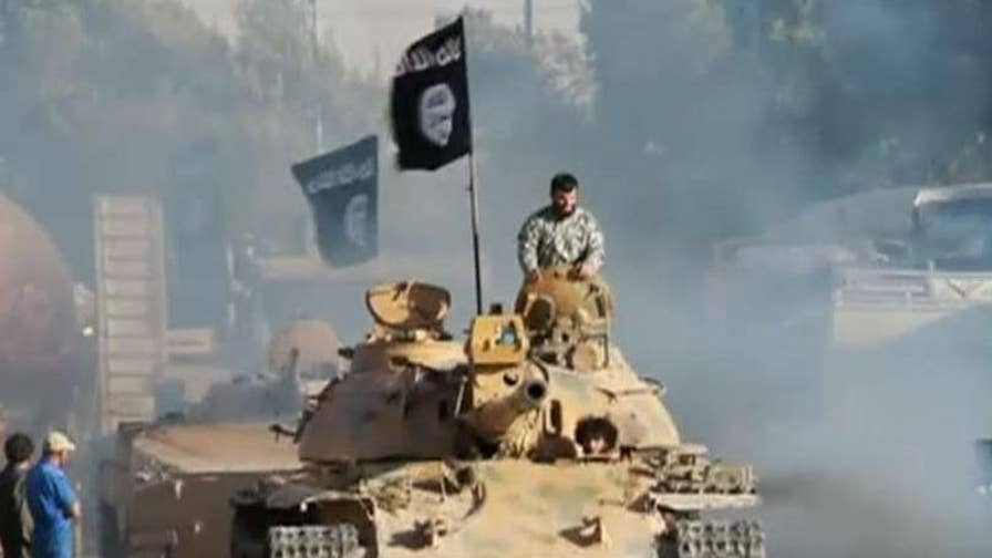 Report finds as ISIS weakens Al Qaeda is still going strong.