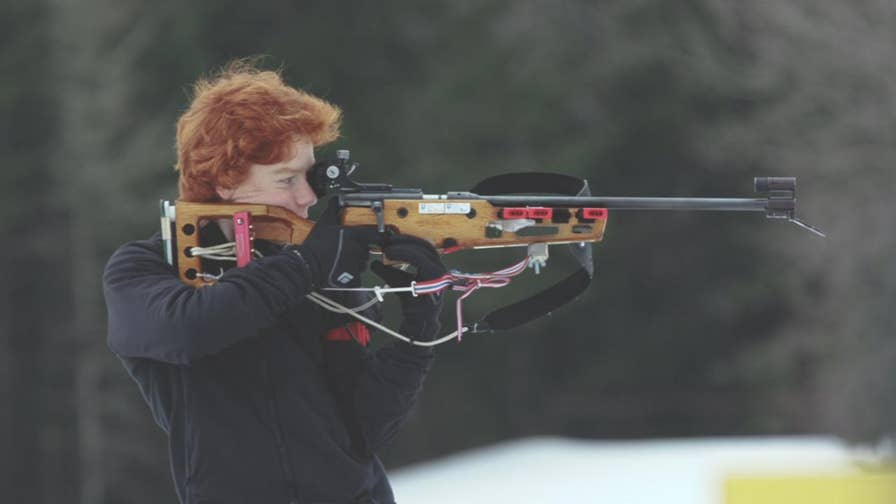 The biathlon combines cross-country skiing and shooting. Seasoned coach Kris Cheney Seymour explains how an athlete's heart rate and shooting position come into play during the biathlon, and how both could make all the difference during the 2018 PyeongChang Winter Olympics.