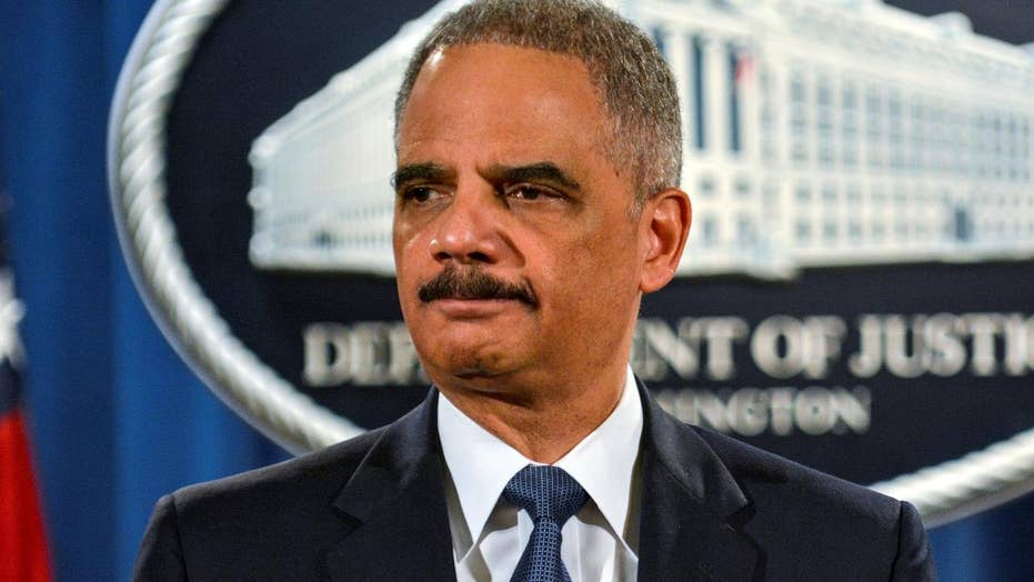 Holder 2020? Former AG floats potential White House run