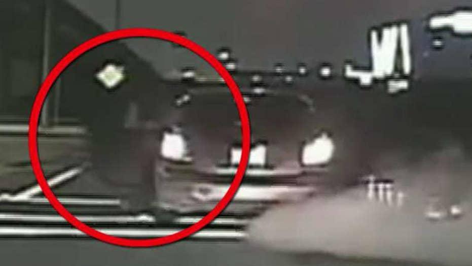 Deputy dragged nearly half a mile by speeding driver