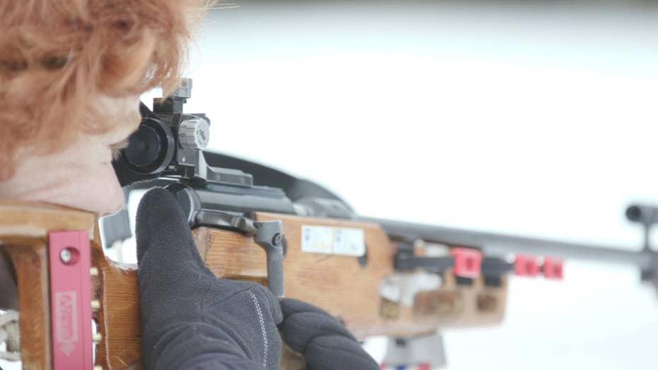 Winter Olympics: Anatomy of a .22 Biathlon rifle