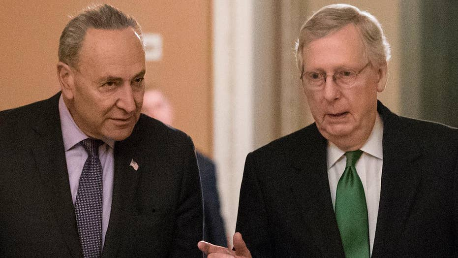 Senate leaders reach 2-year budget deal, but face opposition
