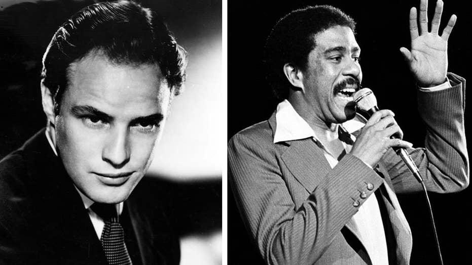 Richard Pryor's widow confirms he slept with Marlon Brando