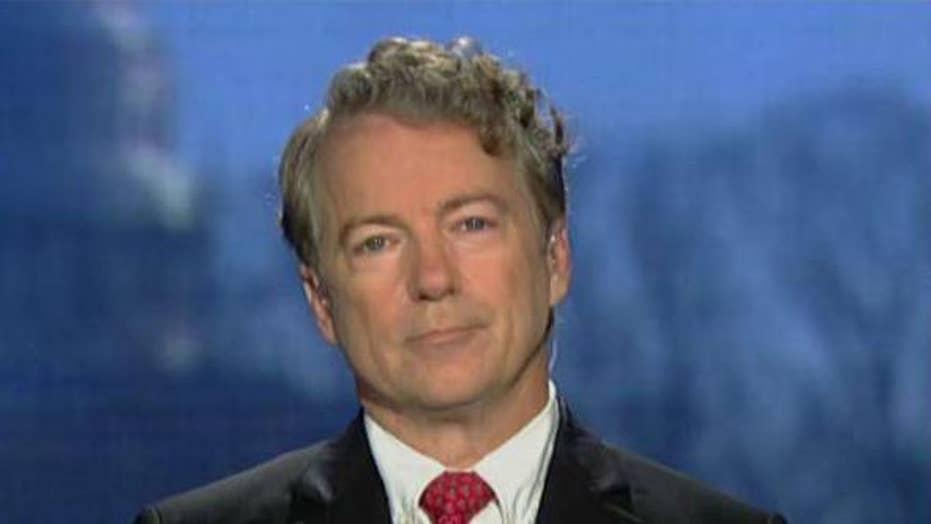 Sen. Rand Paul: Budget deal brings back Obama-era deficits