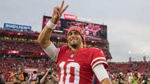 Quarterback Jimmy Garoppolo, 26, and the San Francisco 49ers have agreed to a five-year deal, reportedly worth $137.5 million. Making him the highest-paid player in the NFL, on average-per-year basis. But who are the world's highest paid athletes?