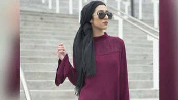 Macy's announces new line of fashionable hijabs and other modest clothing, targeted at Muslims. They're just the latest retailer to join the trend as both Nike and American Eagle already have hijab lines. #Tucker