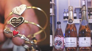 Valentine's Day gift guide: Jewelry and alcohol