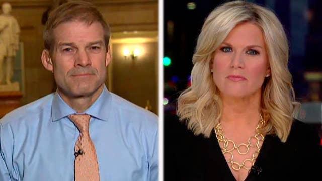 Rep. Jordan slams Democrat's attempt to meet with Steele