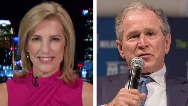 Ingraham: Bush and the global elites strike back