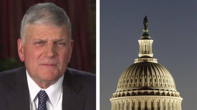 Rev. Franklin Graham: We need more Christians in Washington