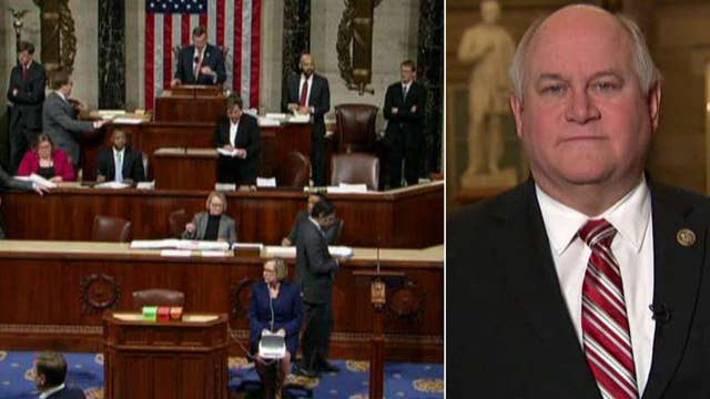 Rep. Ron Estes provides insight on House budget vote