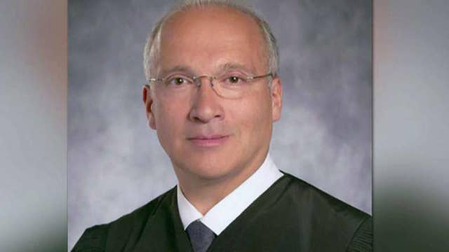 Judge criticized by Trump presides over border wall case