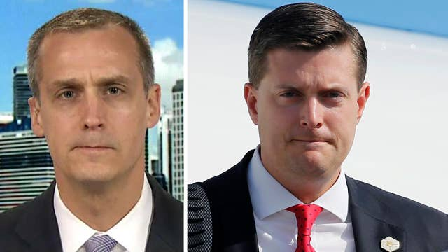Lewandowski: WH could have handled Porter situation better