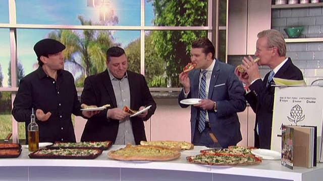 'Fox & Friends' celebrates National Pizza Day