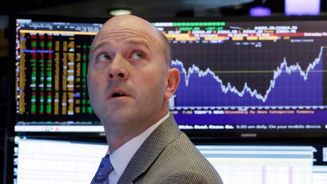 Dow suffers its worst week since October 2008