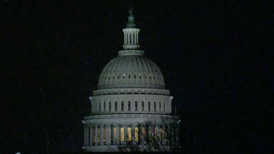 Congress gets budget deal done.
