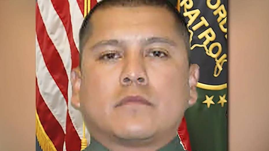 FBI says no evidence of attack in Border Patrol death