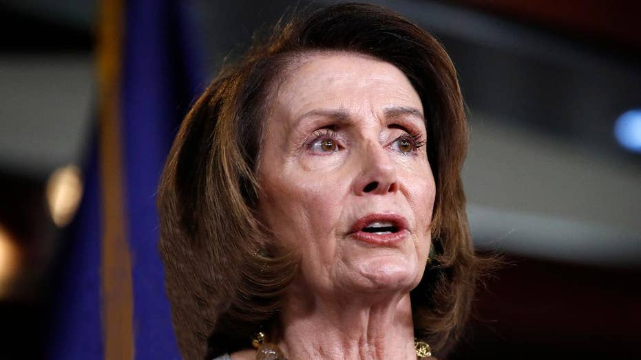 Is Pelosi the GOP's 'secret weapon' in 2018?