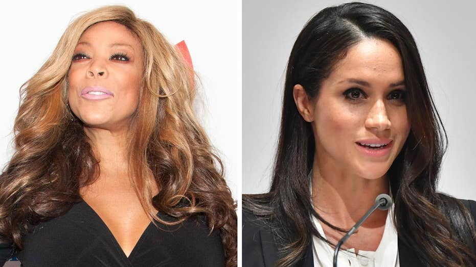 Wendy Williams says Meghan Markle applied to work her show