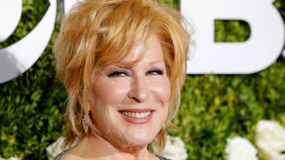 Bette Midler's Rand Paul Tweet raises eyebrows