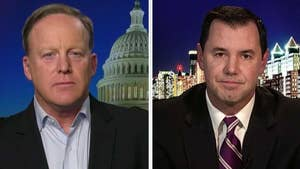 Former White House press secretary Sean Spicer and The Hill's Joe Concha react on 'Hannity' after the president faces backlash for supporting a military parade.