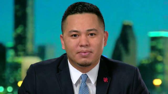Dreamer speaks out in support of Trump's DACA plan