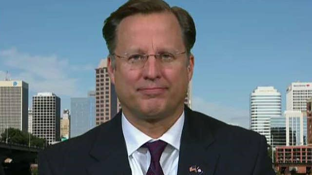Rep. Dave Brat on debt, deficit concerns
