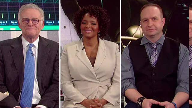 Talk radio hosts weigh in on the dueling DC memos