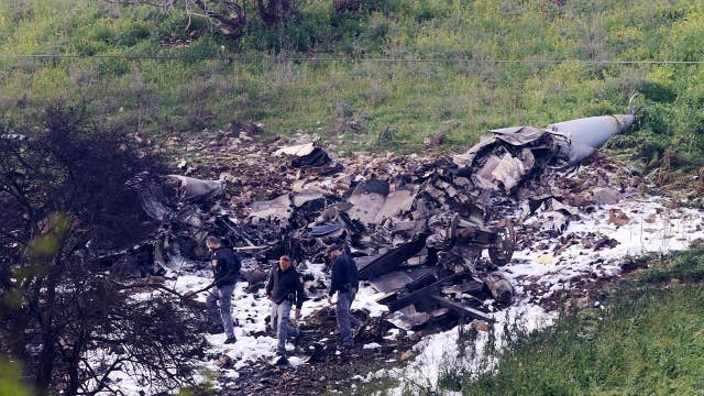 Israel says Iranian drone infiltrated country