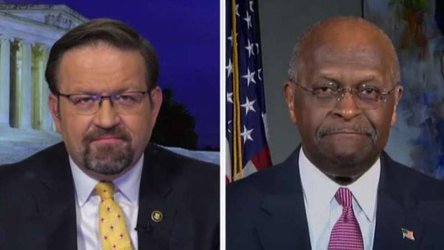 Sebastian Gorka and Herman Cain speak out on 'Hannity' about FISA abuse scandal.