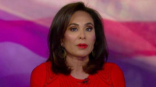 Judge Jeanine: Want to blame someone? Blame the batterer