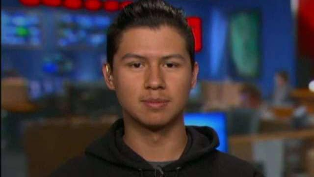 Student who filmed teacher's rant raising money to visit WH