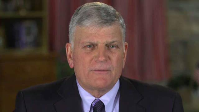 Rev. Franklin Graham: We need to be talking to North Korea