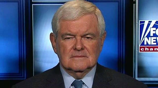 Newt Gingrich: FBI text messages raise serious questions