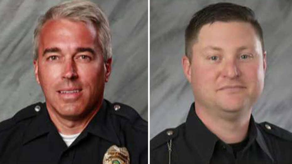 Police identify suspect who killed two cops in Ohio