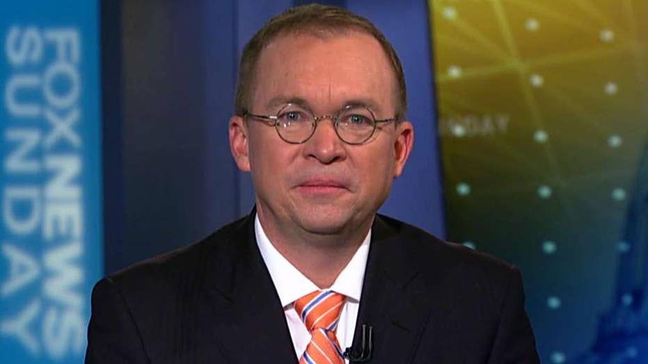 Mulvaney on budget deal, stock market and 'dreamers' debate