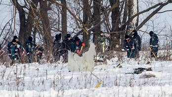 The plane crashed near Moscow, killing 71 people.