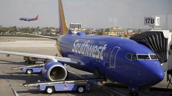 Winter storm that walloped the Midwest snarls flights out of Chicago's Midway International Airport, a key hub for Southwest Airlines.