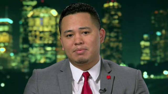 Dreamer speaks out against Democrats on DACA