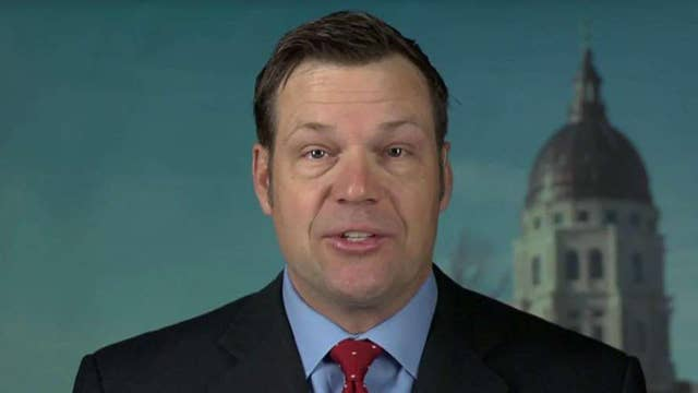 Kobach on the immigration debate beginning in the Senate