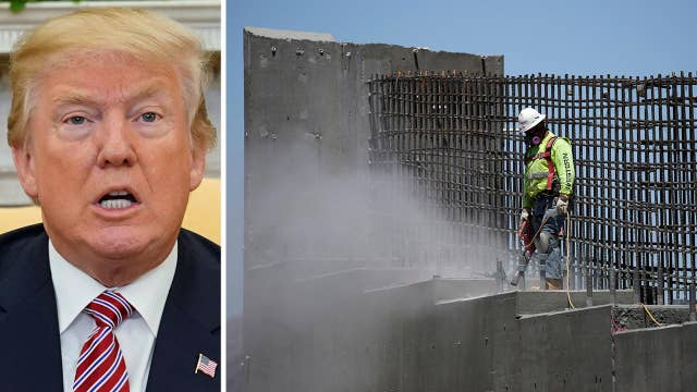 President Trump unveiling $1.5 trillion infrastructure plan